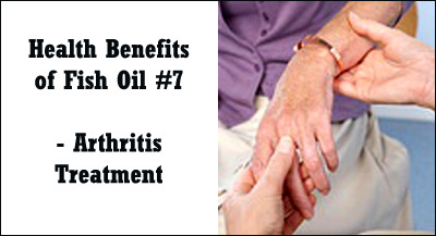 9 health benefits of fish oil powerful omega 3 foods for Fish oil and arthritis